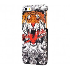 Чехол для iPhone 5/5s/SE Philipp Plein Tiger