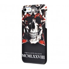 Чехол для iPhone 5/5s/SE Philipp Plein Skull