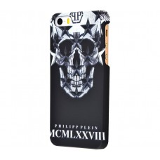 Чехол для iPhone 5/5s/SE Philipp Plein Star Skull