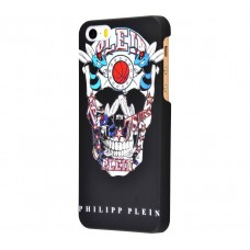 Чехол для iPhone 5/5s/SE Philipp Plein Skull 2