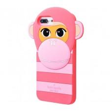 Чехол для iPhone 7 Plus/8 Plus Kate Spade Monkey