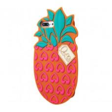Чехол для iPhone 7 Plus/8 Plus Lolli Pineapple