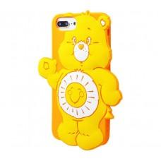 Чехол для iPhone 7 Plus/8 Plus Care Bears Yellow