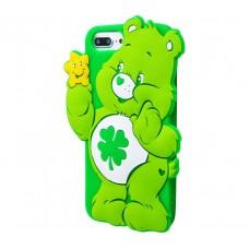 Чехол для iPhone 7 Plus/8 Plus Care Bears Green