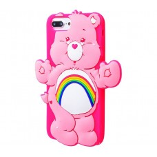 Чехол для iPhone 7 Plus/8 Plus Care Bears Pink