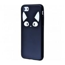 Чехол для iPhone 7 Plus/8 Plus Black Cat