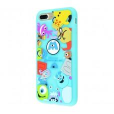 Чехол для iPhone 7 Plus/8 Plus Disney Pixar Mansters Inc