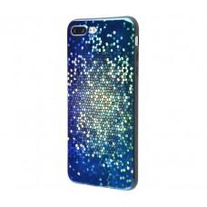 Чехол для iPhone 7 Plus/8 Plus перламутр мозаика