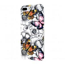 Чехол для iPhone 7 Plus/8 Plus Vodex Butterflies
