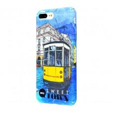 Чехол для iPhone 7 Plus/8 Plus Vodex My Sweet Town