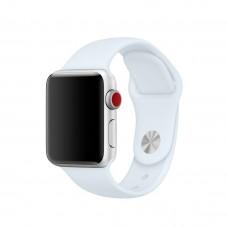 Силиконовый ремешок для Apple Watch 38/42мм Sky Blue