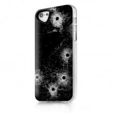 Чехол для iPhone 5/5s/SE ITSkins Phantom черный пули