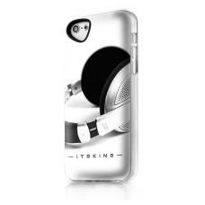 Чехол для iPhone 5/5s/SE ITSkins Phantom наушники белый