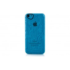 Чехол для iPhone 5/5s/SE ITSkins Ink Blue