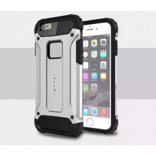 Чехол для iPhone 6/6s Spigen Tough Armor Tech светло-серый