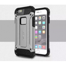 Чехол для iPhone 6 Plus/6s Plus Spigen Tough Armor Tech серый