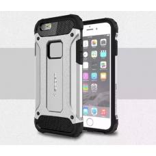 Чехол для iPhone 6 Plus/6s Plus Spigen Tough Armor Tech светло-серый