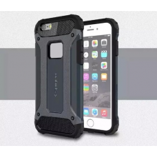 Чехол для iPhone 6 Plus/6s Plus Spigen Tough Armor Tech темно-серый