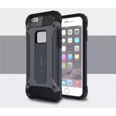 Чехол для iPhone 6/6s Spigen Tough Armor Tech темно-серый