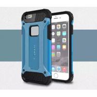 Чехол для iPhone 6 Plus/6s Plus Spigen Tough Armor Tech синий