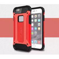 Чехол для iPhone 6 Plus/6s Plus Spigen Tough Armor Tech красный