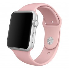 Силиконовый ремешок для Apple Watch 38/42мм Vintage Rose