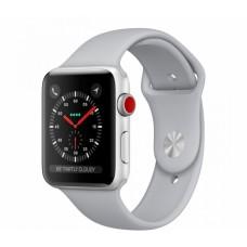 Силиконовый ремешок для Apple Watch 38/40/42/44мм Concrete