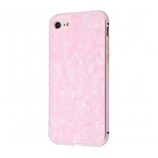 Чехол для iPhone 7 /8 Magnette full 360 Jelly Розовый