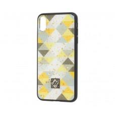 Чехол для iPhone X / Xs Confetti fashion №3