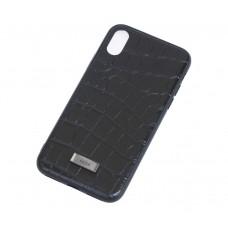 Чехол для iPhone X / Xs Kajsa черный
