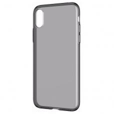 Черно-прозрачный чехол Baseus Simplicity Series Case для iPhone Xs Max