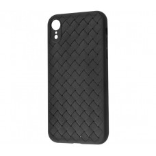 Чехол для iPhone Xr Rock Ultrathin черный
