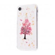 Чехол для iPhone Xs Max Nature Flowers 9
