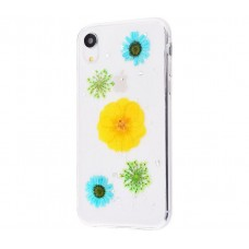 Чехол для iPhone Xs Max Nature Flowers 3