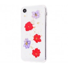 Чехол для iPhone Xr Nature Flowers 8