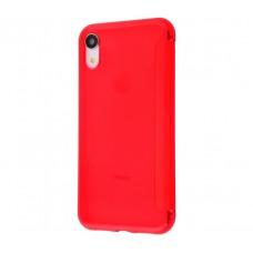 Чехол для iPhone Xr Touchable красный