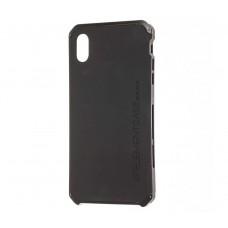 Чехол для iPhone Xs Max Element Solid черный