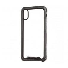 Чехол для iPhone Xs Max Element Transparent черный