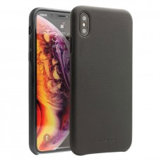 Кожаный чехол Qialino Leather Case Black для iPhone XS Max