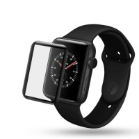 Защитное 3D стекло для Apple Watch 40mm