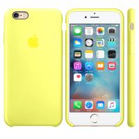 Силиконовый чехол Apple Silicone case Flash для iPhone 6 Plus /6s Plus (копия)