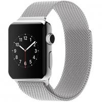 Ремешок для Apple Watch Milanese loop 38/42мм Стальной