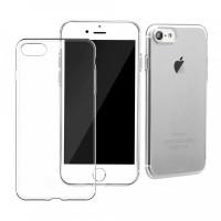 Прозрачный силиконовый чехол для iPhone 7 Plus /8 Plus