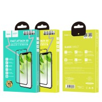 Защитное стекло Hoco Attach 3D для iPhone Xs Max