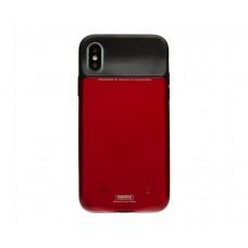 Чехол PowerCase Remax PN-04 3200mAh Penen iPhone X red