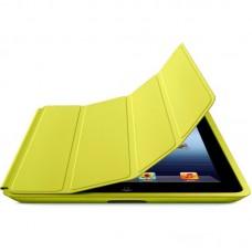 Чехол Smart cover для iPad 2/ iPad 3/ iPad 4 желтый