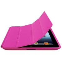 Чехол Smart case для iPad Air 1 насыщенный розовый