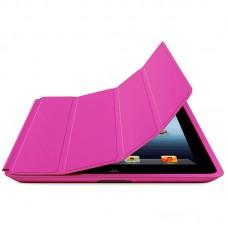 Чехол Smart cover для iPad 2/ iPad 3/ iPad 4 насыщенный розовый