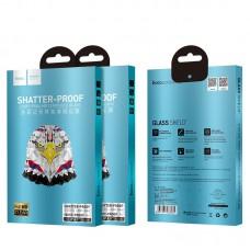 Защитное стекло Hoco Shatter-Proof Edge Clear для iPhone Xr