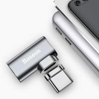 Baseus Mini Magnetic Type-C USB C Elbow Adapter Converter for MacBook Notebook